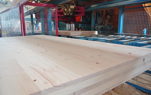 Tecnologia di costruzione sistema x lam delle case in legno for Case in legno xlam
