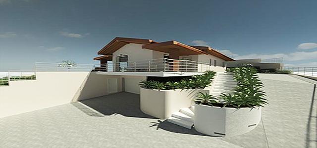 Casa in legno Castelfidardo