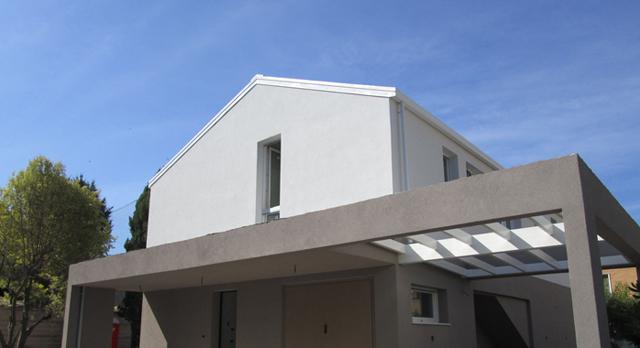 Copertura In Legno Bianco : Work in progress edificio in legno monofamiliare senigallia an