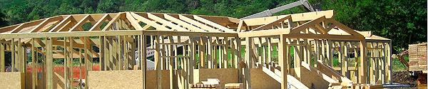 struttura case in legno