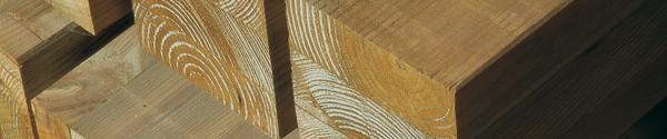 Travi per strutture case in legno