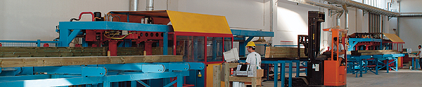 macchinari per la lavorazione del legno